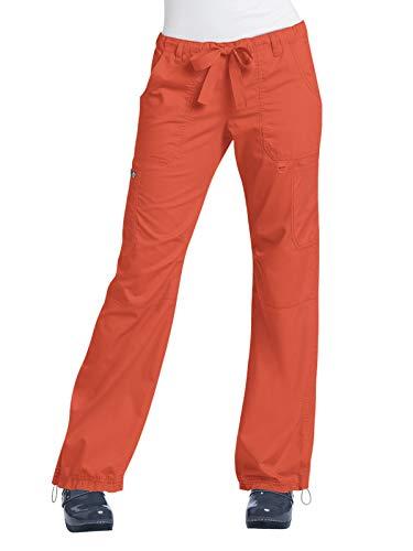 KOI Classics 701 Women's Lindsey Scrub Pant Cinnamon M