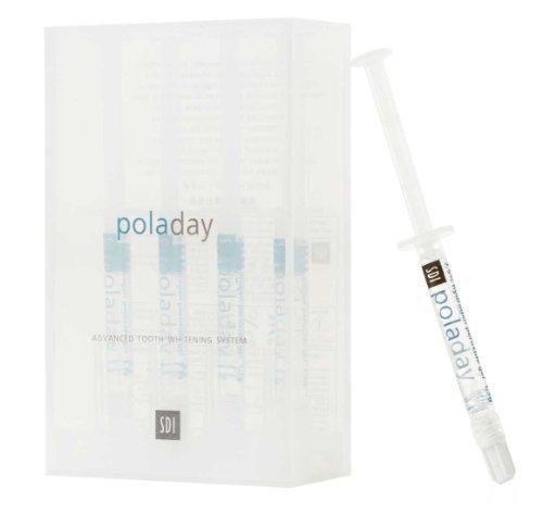 PolaDay Tooth Whitening System 9.5% 4 syringe pak by PolaDay
