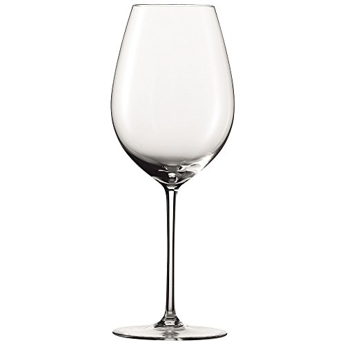 Zwiesel 1872109583Enoteca–Juego de 6Rioja Rojo Vino Set, Vidrio, Cristal Transparente, 9.8x 9.8x 25.8cm