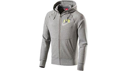Nike Trainingsjacke Club Full Zip Hoody, Größe:XL