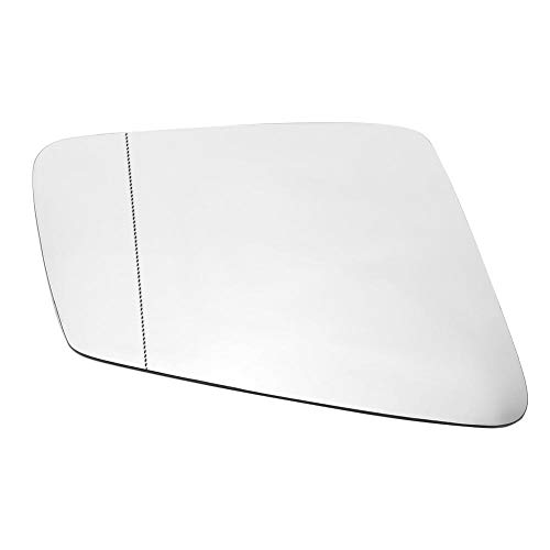 Fits on rhs and lhs of vehicle Summit Replacement Tinted Mirror Glass