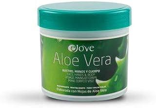 Ejove EJ120 Crema de Aloe Vera Rostro Manos y Cuerpo 500 ml