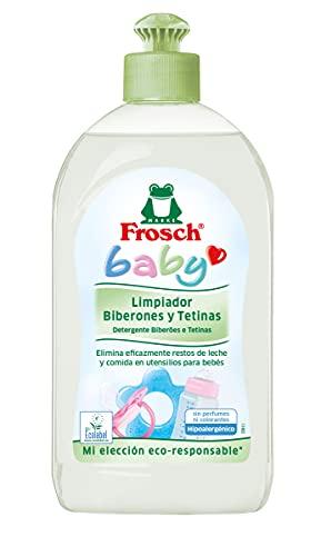 Limpiador de Biberones y Tetinas Frosch Baby Ecológicox 8 ud