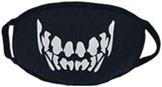Cool Luminous Unisex Cotton Blend Anti Dust Face Mouth Mask