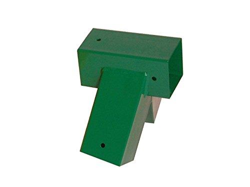 OTITU Just Fun Vierkant Schaukelverbinder 90/90mm, 100° - Grün