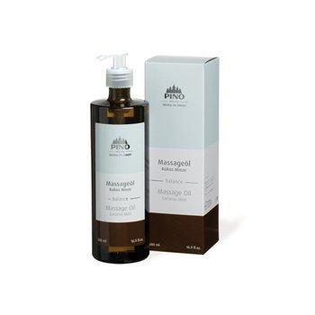 Pino – Massageöl Aroma Kokos und Minze, 500 ml
