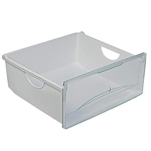 Liebherr 9791216 ORIGINAL Gefrierschublade Gemüseschale Schublade Gemüsefach Kühlfach Kühlschublade Gemüseschublade Behälter Schale Fach 410x180x397mm Kühlschrank Gefrierschrank Kühlgerät Kühlautomat