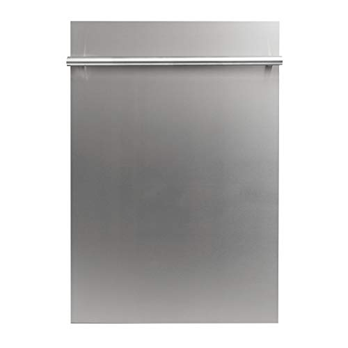 18 in. Top Control Dishwasher in Stainless Steel with Stainless Steel Tub