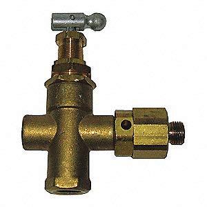 Industrial AIR Compressor Unloader Valve, 125 to 155 psi; for Air Compressors