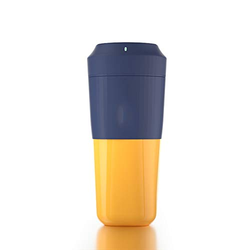 Exprimidor, Blender Blender Smoothie fabricante Mini Portátil Personal Blender fabricante USB recargable portátil Batidora Exprimidor de jugo de Viajes Deportes al aire libre del hogar Milkshake,1