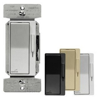 Cooper Wiring Devices DAL06P-C4 Dimmer, All-Load DEVINE Decorator