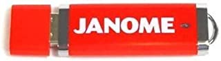 janome embroidery library