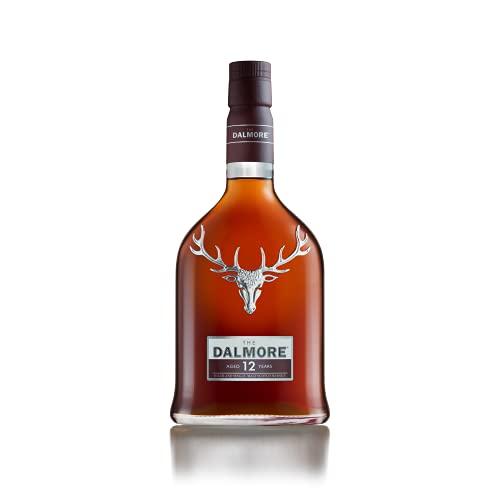 The Dalmore 12 años - Whisky de Malta Escocés - 700 ml