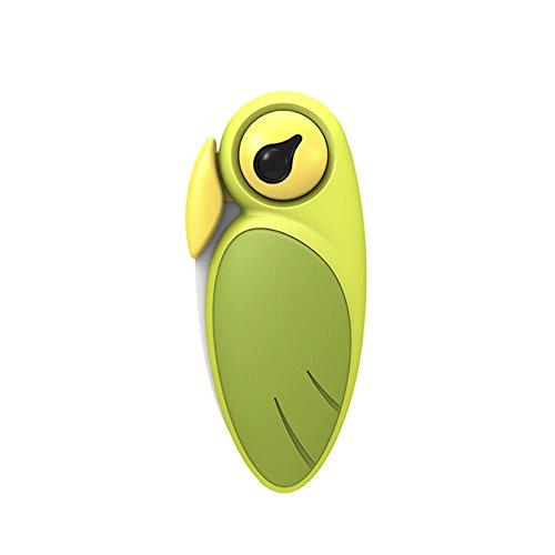 Obst Und Gemüse Keramik Klappmesser Vogel Design - Food Design (Grün)