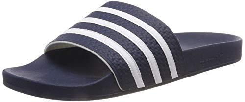 adidas Damen Adilette O35510 Mens Flip Flops Short, Multicolor, 16