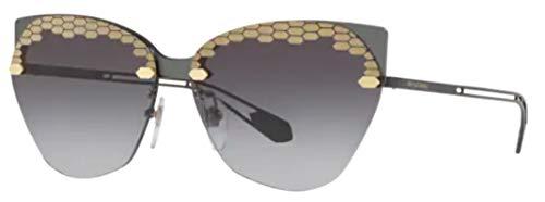 Bvlgari Damen Sonnenbrillen BV6107, 20478G, 62