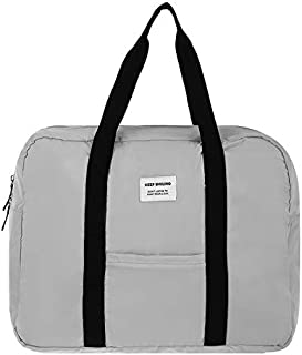 Miniso Foldable Tote Bag (grey)