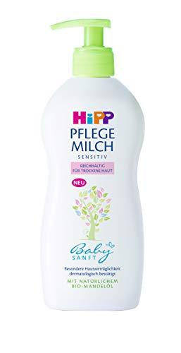Hipp Babysanft Pflegemilch, 2er Pack (2x 300ml)