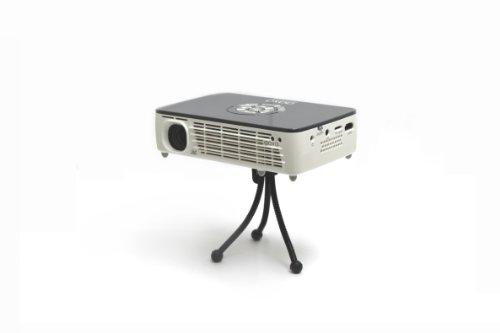 AAXA P450 Pico/Micro Projector with LED, WXGA 1280x800 Resolution, 450 Lumens, Pocket Size, HDMI, Mini-VGA, 15,000 Hour LED Life, Media Player, DLP Projector Photo #2