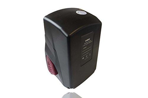 vhbw Batería compatible con Hilti TE 6-A22, RT 6-A22, SFD 22-A, SF 6-A22, SF 6H-A22, SF 8M-A22, SF 10W-A22 ATC, SBT 4-A22 (3000mAh, 21.6V, Li-Ion)