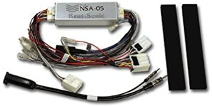 Beat-Sonic NSA-05 Audio Integration Installation Interface Adapter for 2003-2009 NISSAN/INFINITY 350Z/G35 with Bose Sound System and with Factory Navigation