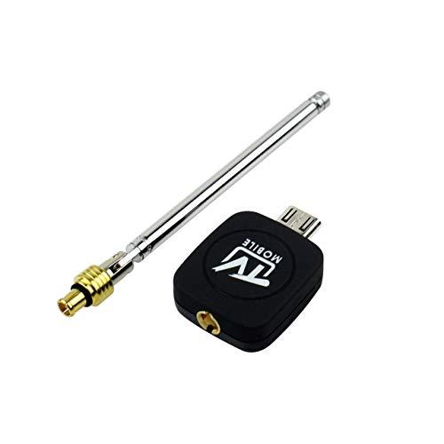 Mini Micro USB DVB-T ISDB-T Receptor de sintonizador de TV móvil Digital Stick para Android