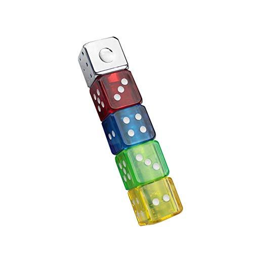 NL USB Chargable Encendedor, Encendedor de Cigarrillos al Aire Libre Accesorios de Fumar Cigarrillos portátiles for Vela (Color : As The Picture)