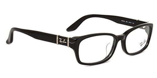 【レイバン国内正規品販売認定店】RX5198 2000 Ray-Ban (レイバン) メガネフレーム と プラスチック偏光スモーク(度なし) のセット
