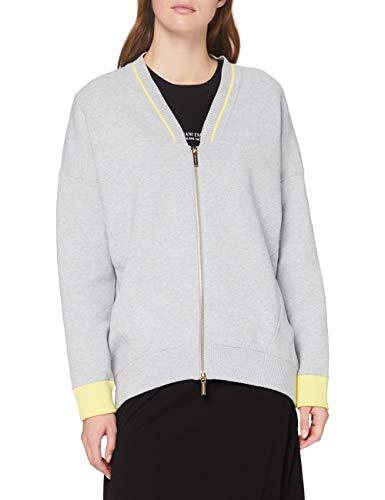 Armani Exchange Cardigan Jersey de Punto para Mujer