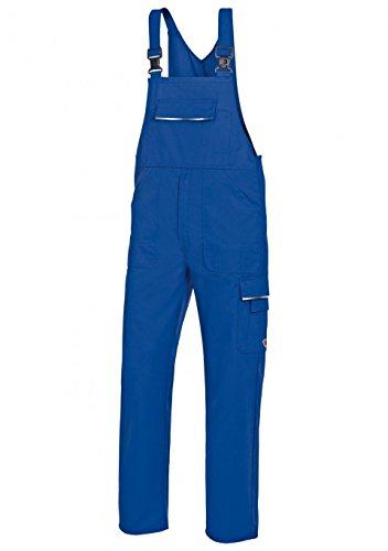 BP 1797-720-110-50n Arbeitshosen, mit doppeltem Taillenknopf und elastischem Rückenteil, 305,00 g/m² Verstärkte Baumwolle, Nachtblau/Anthrazit ,50n