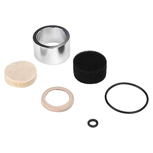 Luftkompressorkolben Fix Kit, Auto Luftfederungs Kompressorkolben Reparatursatz 221483100823 Passend für P38 1994-2002