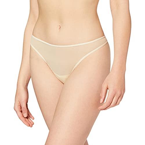 Cosabella Damen String Soire New Thong, Uni, Beige, Beige - Beige (Blush), 38 (Herstellergröße: M/L)