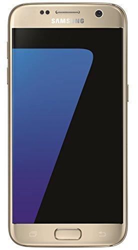 """Samsung Galaxy S7 Schermo Tactile 5.1"""" (12.9 cm), Memoria Interna 32GB, Sistema Operativo Android, Colore Oro"""