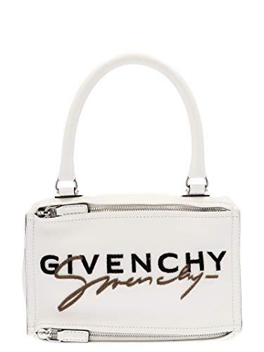 Givenchy Luxury Fashion Donna BB500AB0LZ100 Bianco Borsa A Mano | Autunno Inverno 19