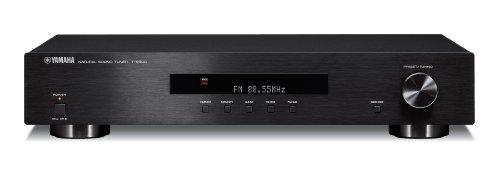 Yamaha T-S500BL AM/FM Tuner (Black)