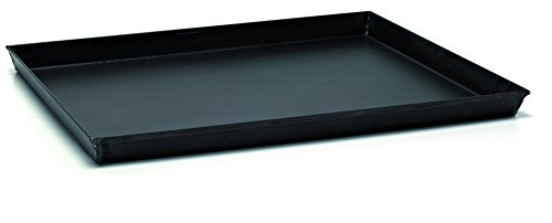 BALLARINI 3044.60 rechthoekige oven bakplaat, blauw ijzer, 60 x 40 x H 3 cm