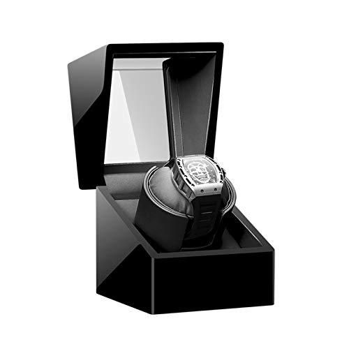 Cajón para guardar relojes y joyas Binder automático de un solo reloj...