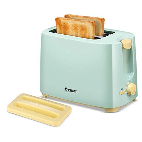 LMG Tostadora Máquina de Pan, Fabricante de Pan dispensador, Reserve & Keep Warm Seguro y Estable, fácil de Usar, extraíble, Tostadora de la Cocina del hogar