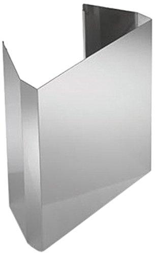 Elica KIT01797 Rohrverlängerung für Dunstabzugshaube – Zubehör für Kamin (Schlauchverlängerung, Edelstahl, Elica, Mini Om, 270 mm, 1 Stück (S))
