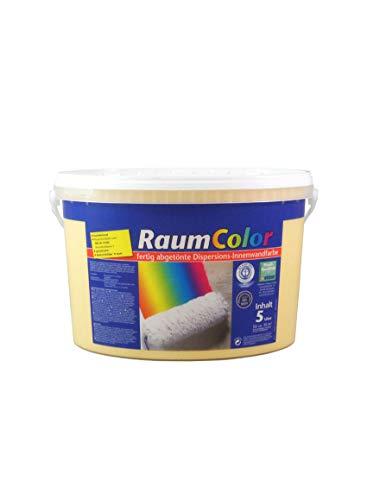 Raumcolor getönt 5l Papaya Innenfarbe Farbe Wilckens Dispersion Dispersionsfarbe Wandfarbe Deckenfarbe Tönfarbe Raumfarbe