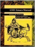 Price comparison product image GNU Emacs Manual Version 20.7