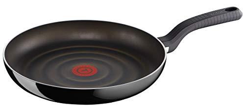 Tefal D5030602, Aluminium, Schwarz, 28 cm