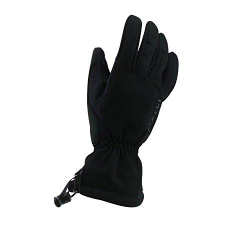 Gants Roeckl Windstopper noir 1133, handschuhgröße:9