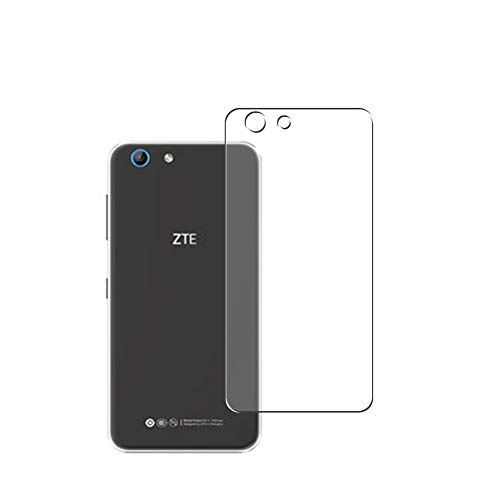 Vaxson 2 Unidades Protector de pantalla Posterior, compatible con ZTE Blade A506 [No Carcasa Case ] Película Protectora Skin Cover Piel