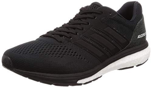 adidas Adizero Boston 7 M, Zapatillas de Entrenamiento para Hombre, Schwarz (Core Black/Footwear White/Carbon 0), 42 EU