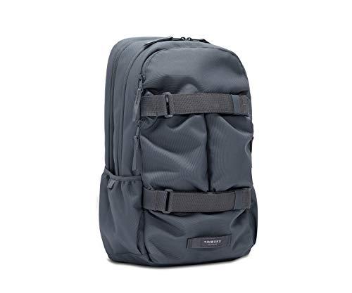 Timbuk2 Vert Pack 4915 Damen,Herren Rucksack,Daypack,City Bag,cool,lässig,Hipster,Retro,Freizeit,22l (Liter),Laptopfach 17 Zoll,Granite, OS