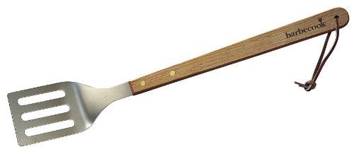 Barbecook 2230208000 Spatule en acier avec manche en bois