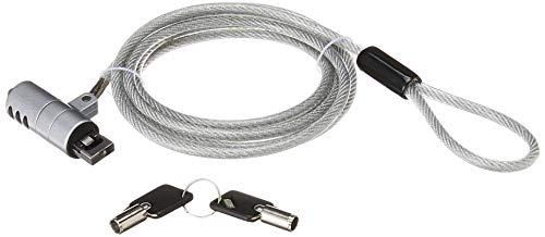 CTA Digital LT-PL USB 3.0 Security Cable Lock for MacBook Air/Pro