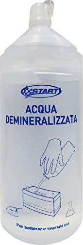 Tapón patentado de agua desmineralizada, 1 mantenimiento y emergencia para coche