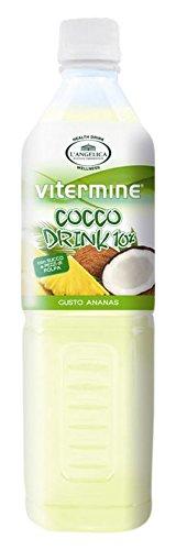 L'Angelica Vitermine Cocco Drink, Ananas, 500ml